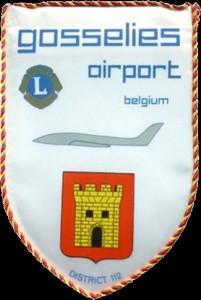 lions club gosselies airport