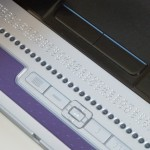 Barrette braille
