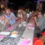 Table Blanche, Serge, Catherine et Laurent