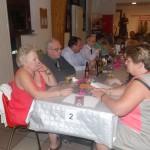 Table de Kimberley, Mariette et Béatrice