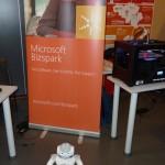 Robot NAO de Microsoft
