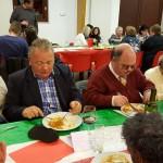 Table stagiaire avec Cyrille Vandeput et Claude Boussifet, Table Valérie